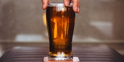 Beer is one of the top three most popular alcoholic drinks in Russia.