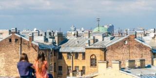 7% петербуржцев полностью довольны жизнью в городе